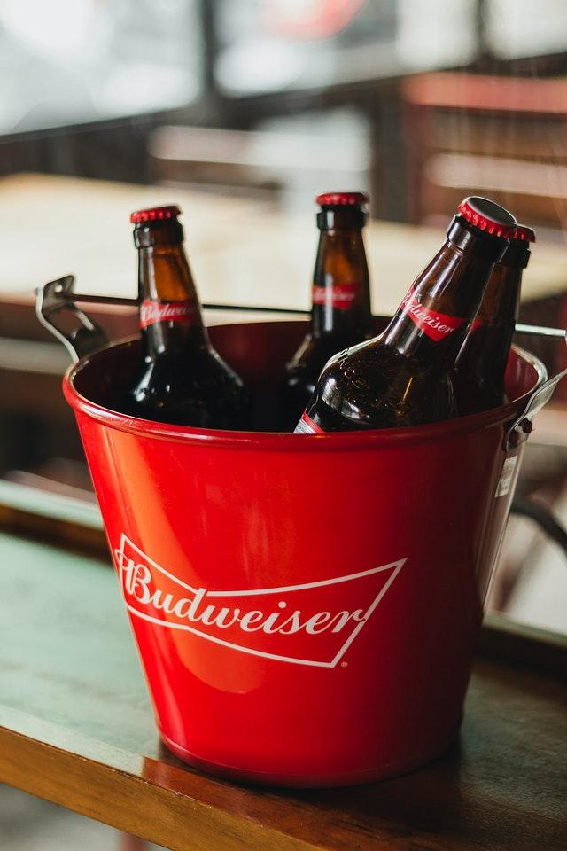 Pivo v láhvi