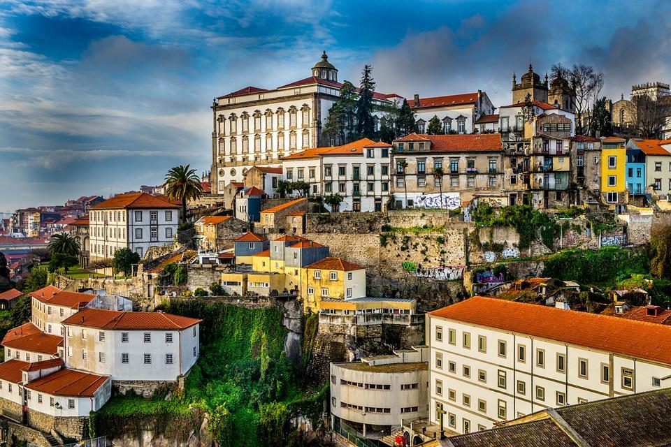 Porto jako velkoměsto